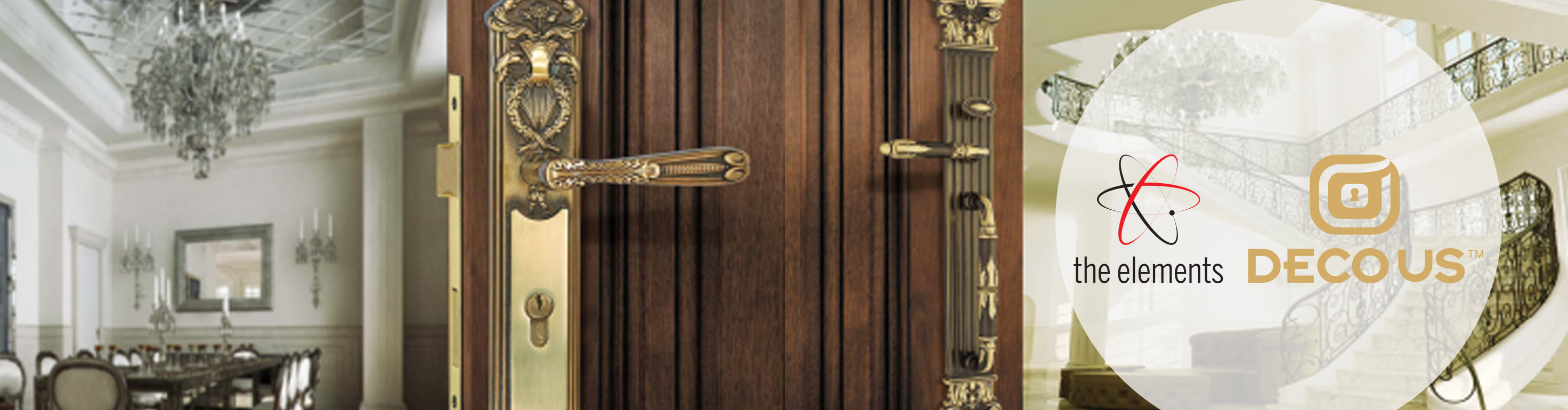 Door Handles. By Deco US
